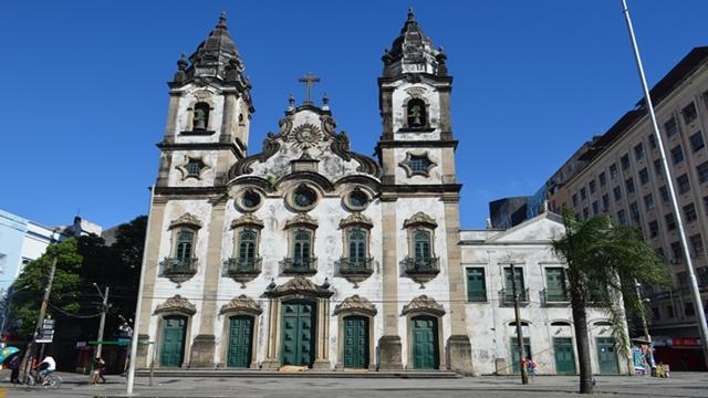 arquitetura-no-brasil-Basilica-de-Nossa-Senhora-do-Carmo-em-Recife