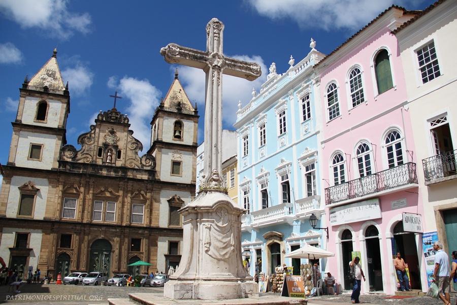 arquitetura-no-brasil-Igreja-de-Sao-Francisco-em-Salvador