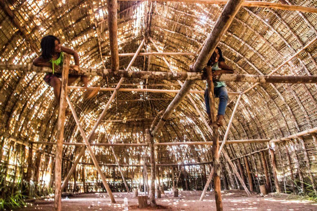 arquitetura-no-brasil-Oca-Indigena-Povo-Cinta-Larga