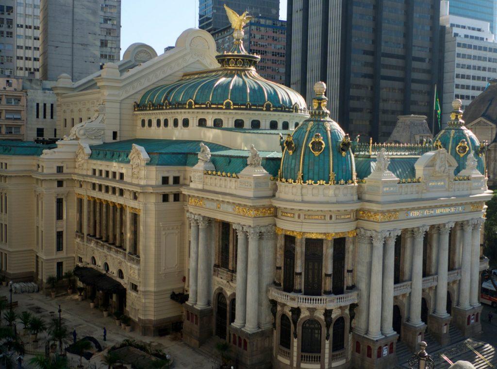 Belle Époque no Brasil: Theatro Municipal do Rio de Janeiro
