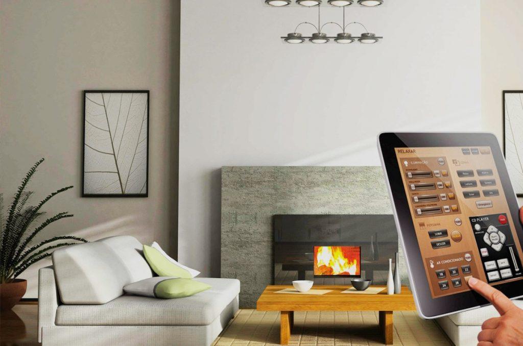 automacao-residencial-praticidade-comodidade-lareira