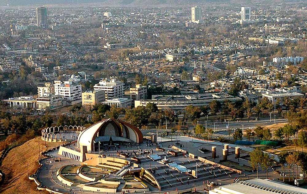 Cidades planejadas no mundo: Islamabad