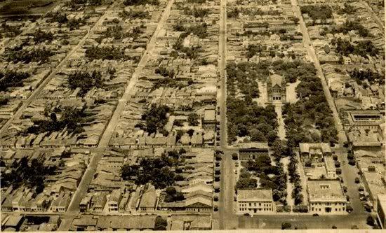 O que é planejamento urbano: Aracaju