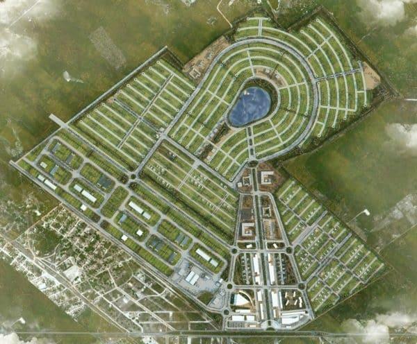 Cidades Inteligentes (smart city): Projeto Croata Laguna EcoPark