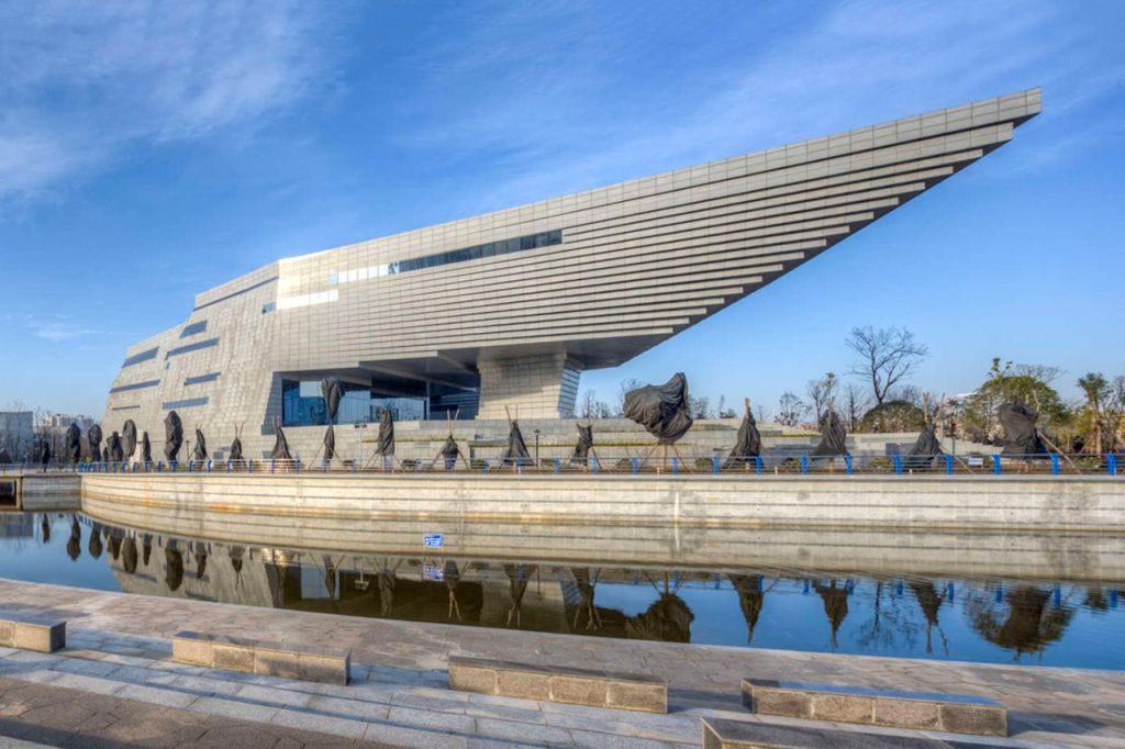 museu-arquitetura-Museu-de-Historia-Qujing-por-Atelier-Alter-e-Hordor-Design-Group