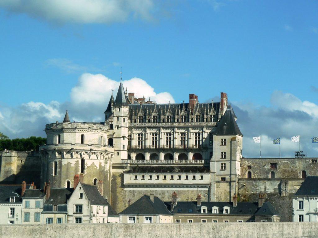 arquitetura-francesa-Castelo-de-Amboise