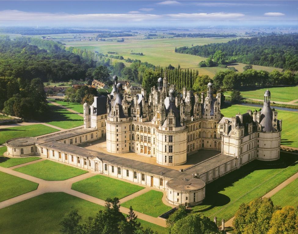 arquitetura-francesa-castelo-chambord