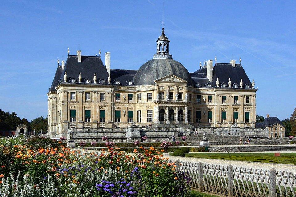 arquitetura-francesa-castelo-de-vaux-le-vicomte