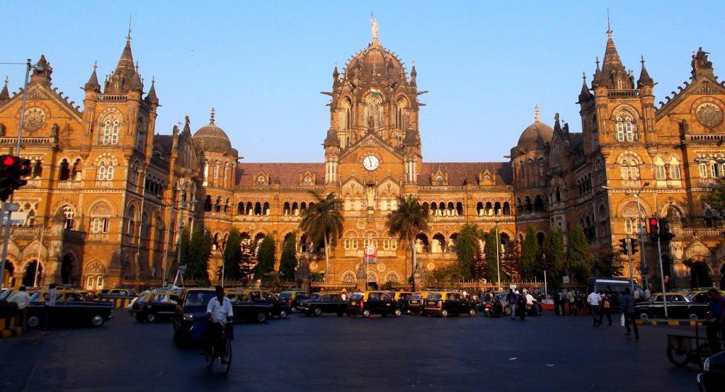 arquitetura-indiana-Estacao-Chhatrapati-Shivaji