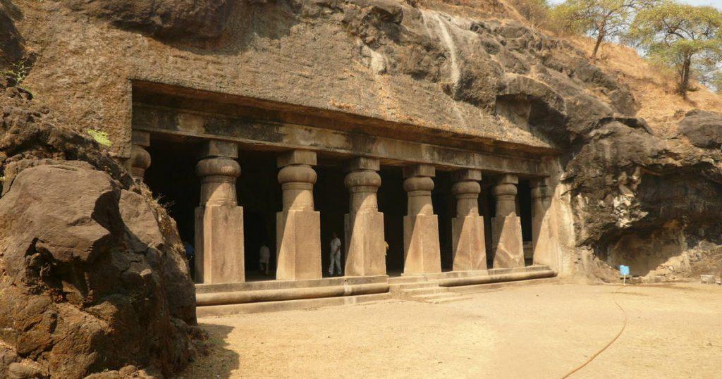 arquitetura-indiana-as-cavernas-de-Elephanta