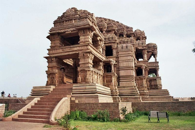 arquitetura-indiana-templo-de-khajuraho
