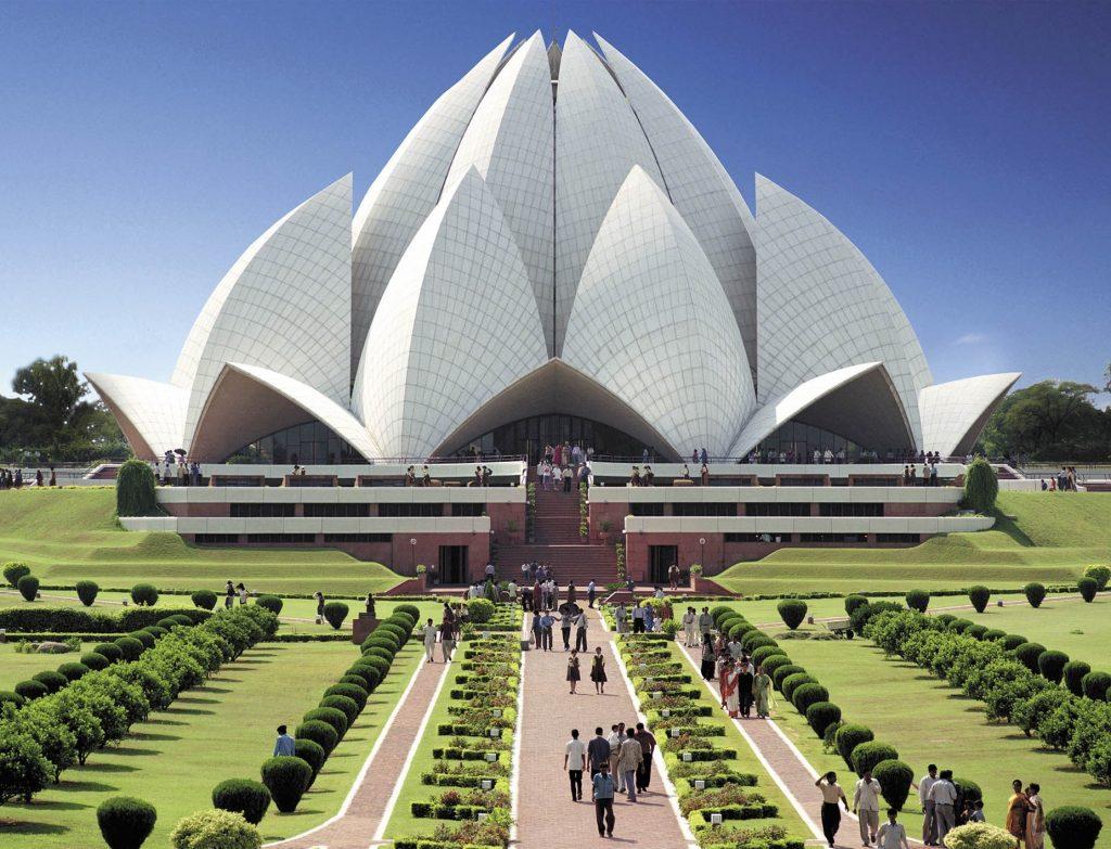 arquitetura-indiana-templo-de-lotus