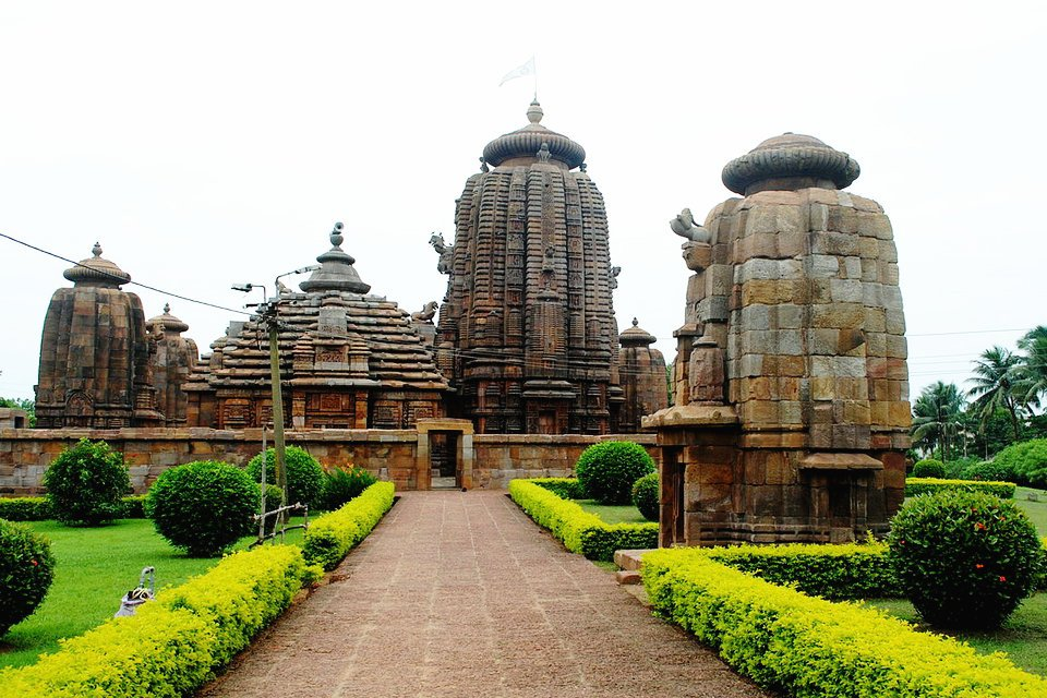 arquitetura-indiana-templo-lingaraja