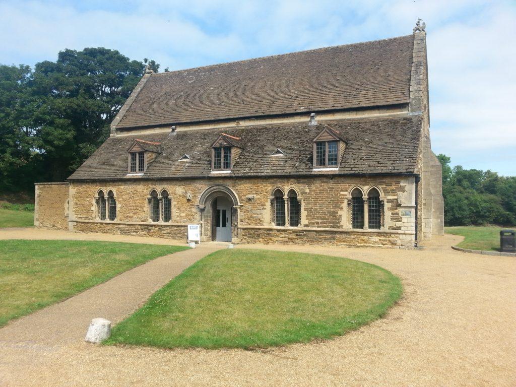 arquitetura-inglesa-castelo-de-oakham
