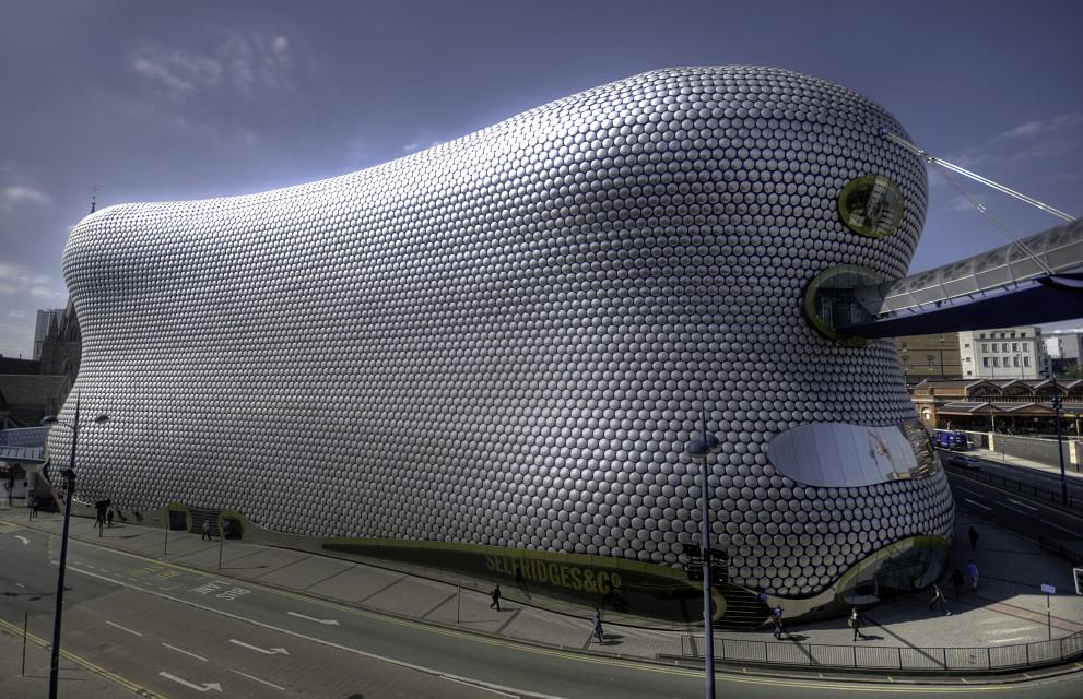 arquitetura-inglesa-selfridges-building