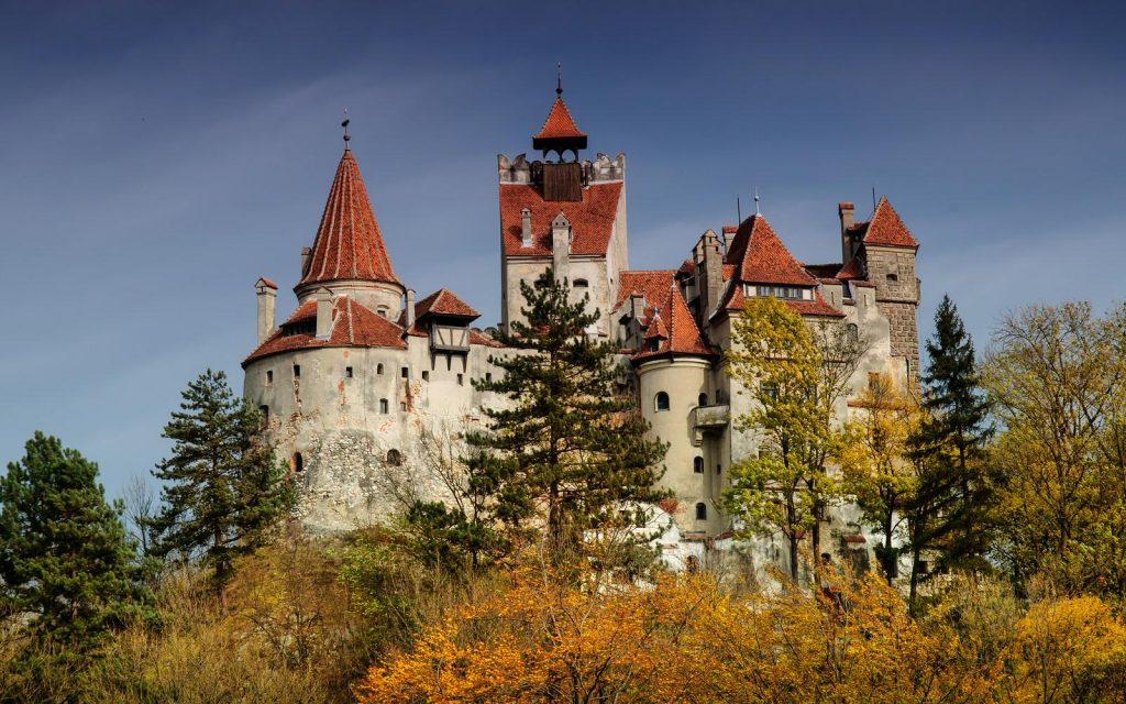 arquitetura-medieval-castelo-de-bran