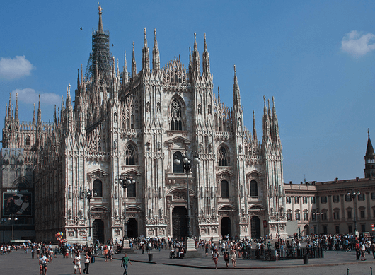 arquitetura-medieval-catedral-de-milao