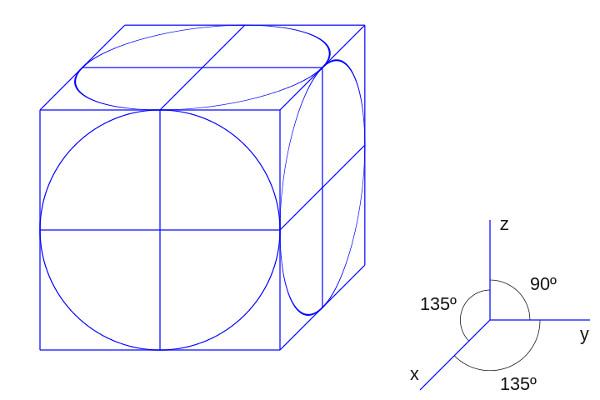 desenho-tecnico-Perspectiva-cavaleira