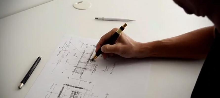 pasos de diseño de arquitectura de estudio preliminar