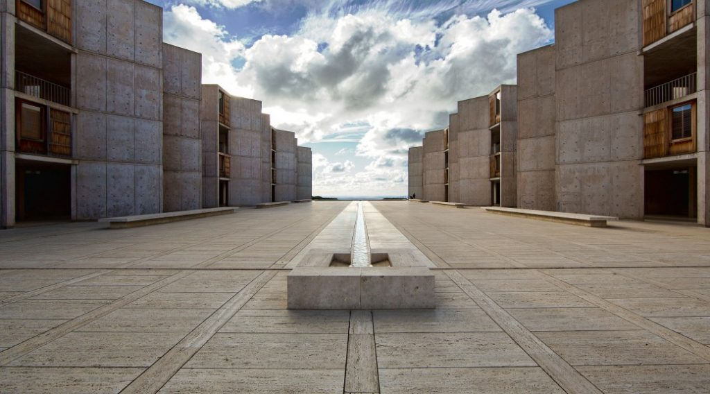 louis-kahn-Jonas-Salk-Institute