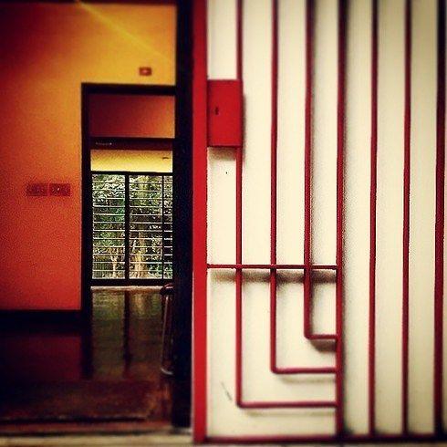 Casa Modernista: detalhes