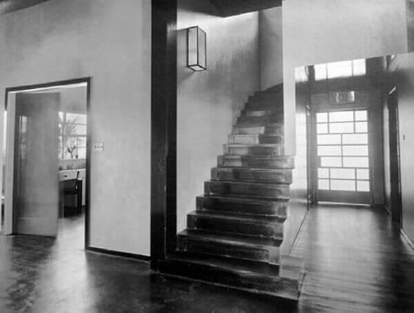 Casa Modernista: Interior