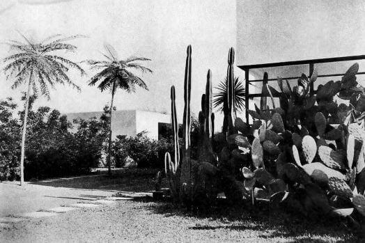 Casa Modernista: Paisagismo