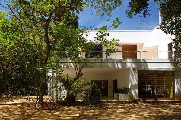 Casa Modernista: casa restaurada