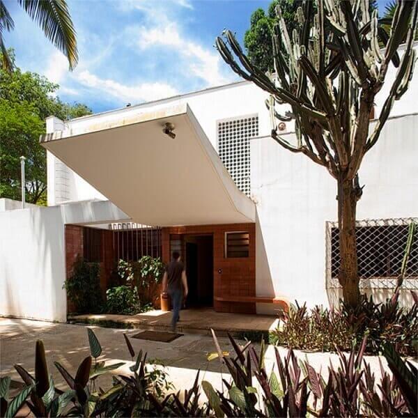 Casa Modernista: marquise