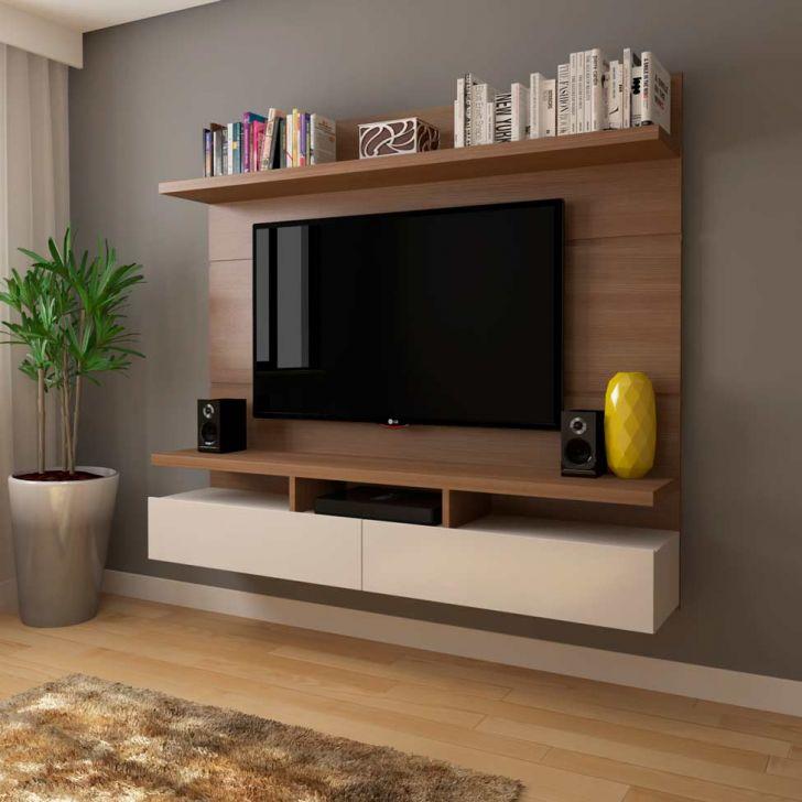MDP ou MDF: painel de TV de MDP