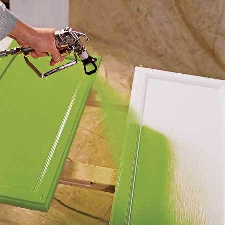 MDP ou MDF: pintura laca