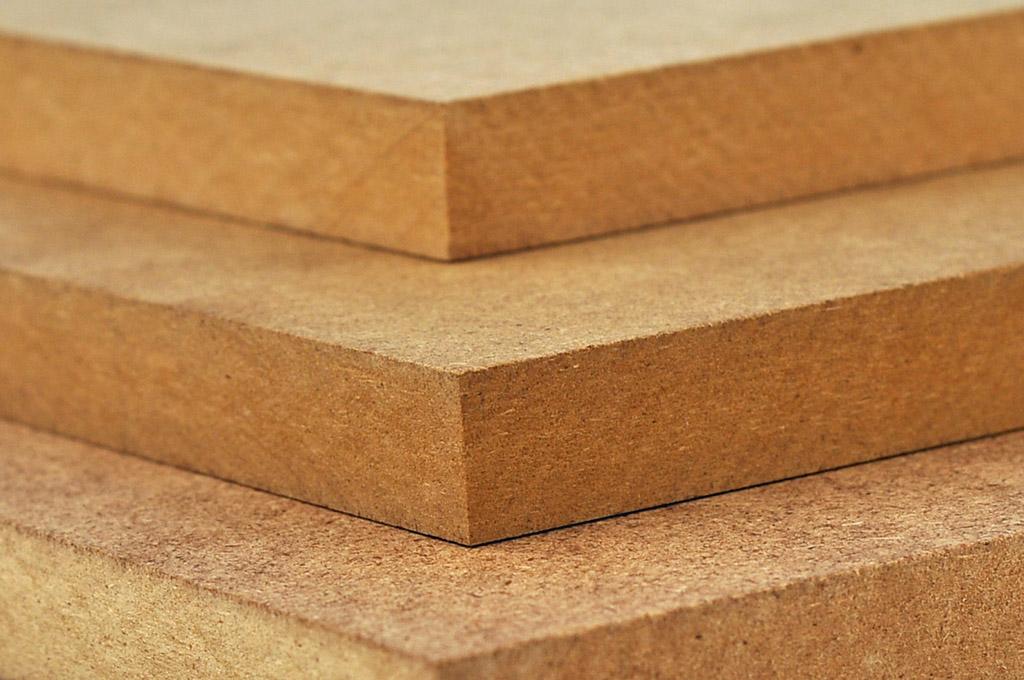 MDP ou MDF: placa de madeira MDF