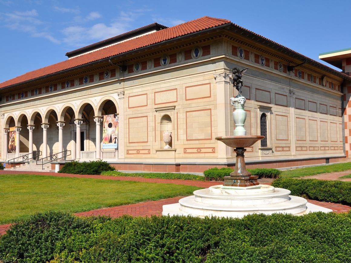Robert Venturi: Allen Memorial Art Museum