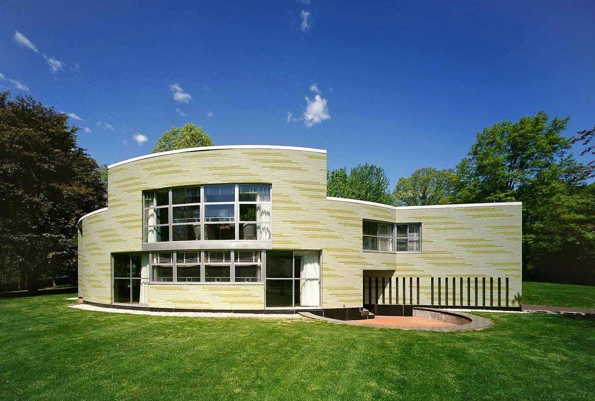 Robert Venturi: Brant House Greenwich