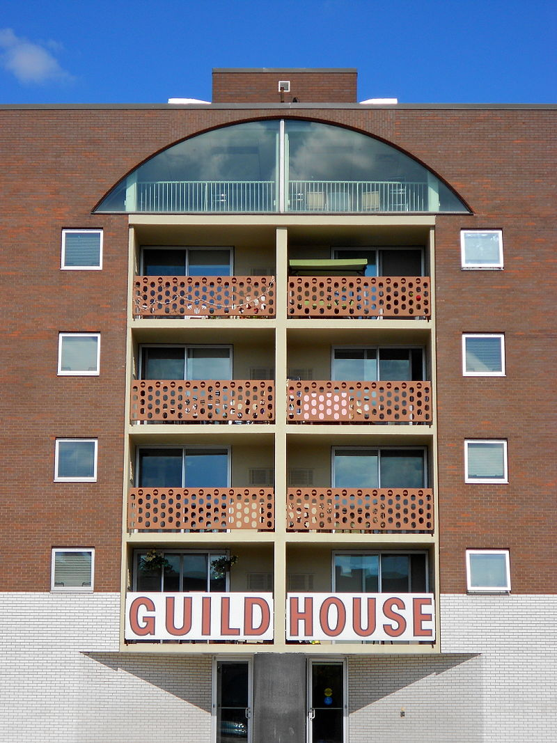 Robert Venturi: Guild House