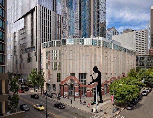 Robert Venturi: Museu de Arte de Seattle