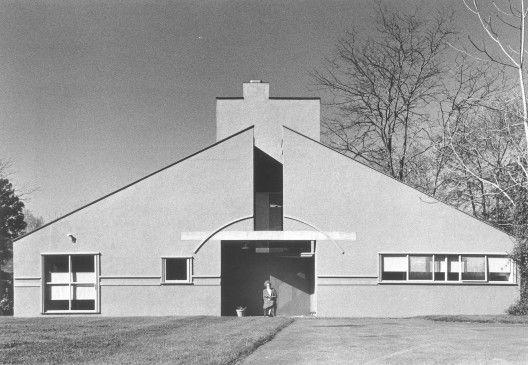 Robert Venturi; Vana Venturi House
