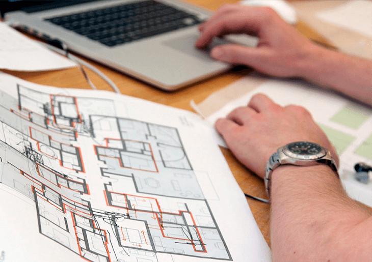 anteprojeto de arquitetura