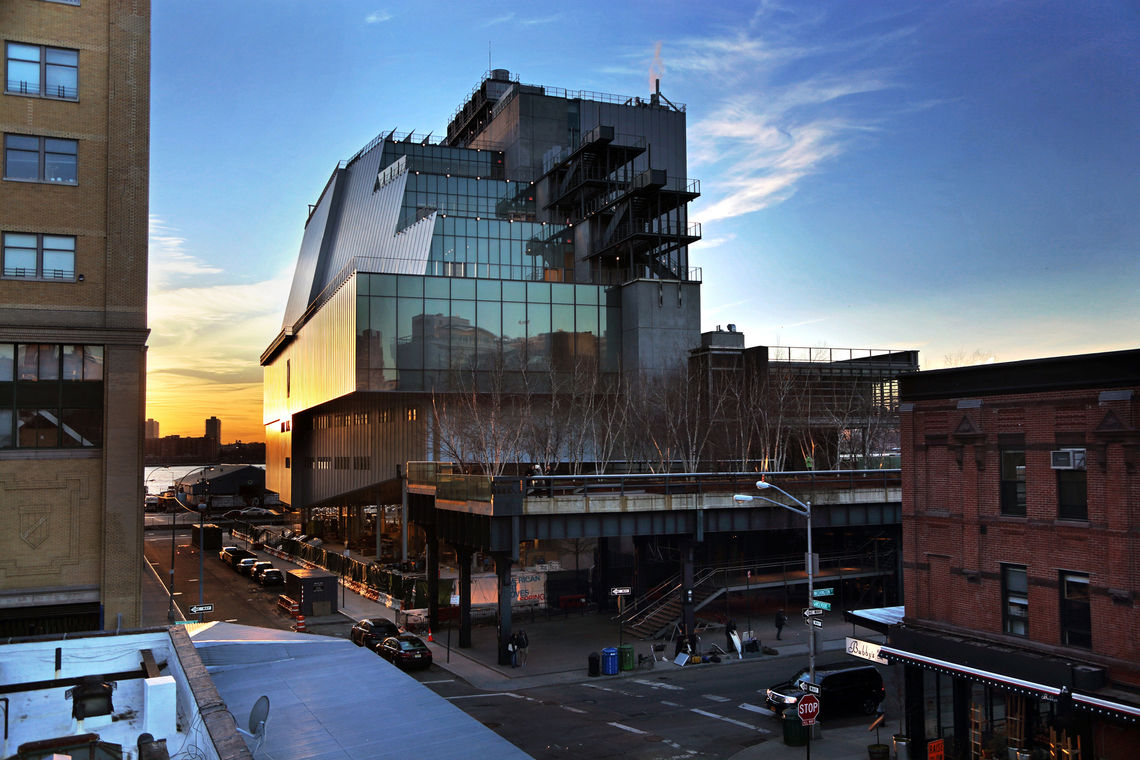 Arquitetura High Tech: Whitney Museum of American Art