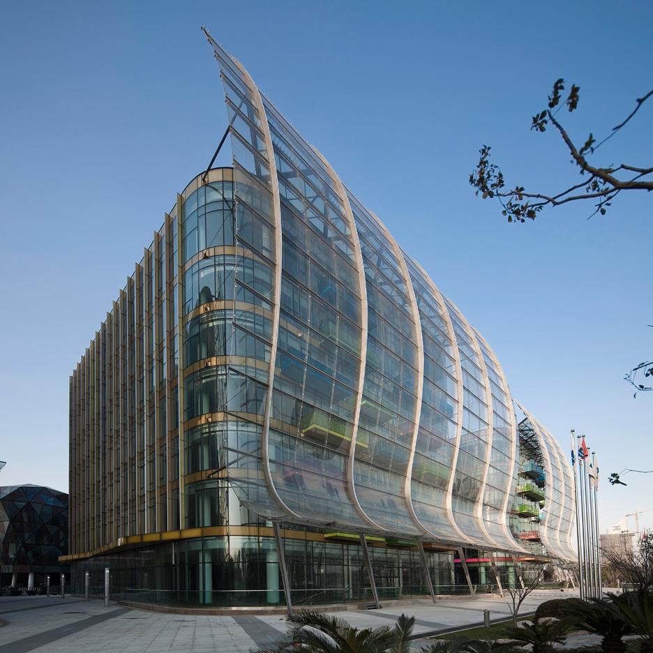 Arquitetura High Tech: Gao Yang