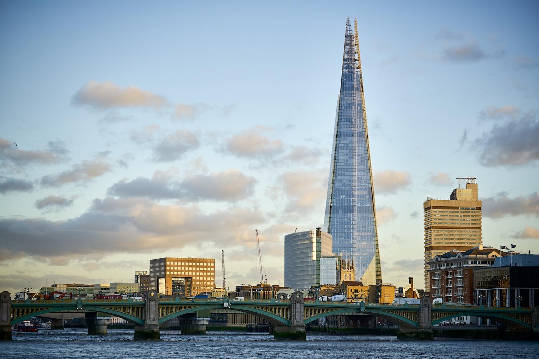 Arquitetura High Tech: Shard London Bridge