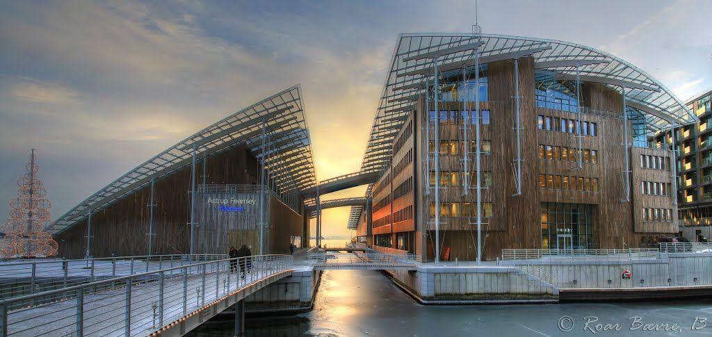 Arquitetura High Tech: Astrup Fearnley Museum of Modern Art