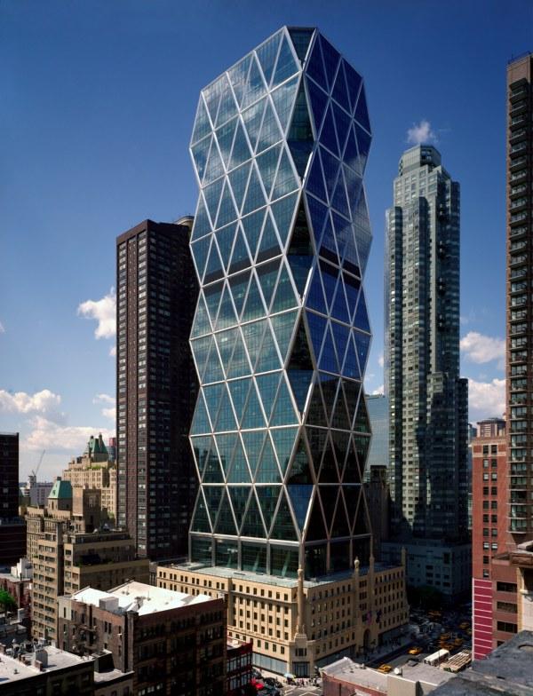 Arquitetura High Tech: Torre Hearst