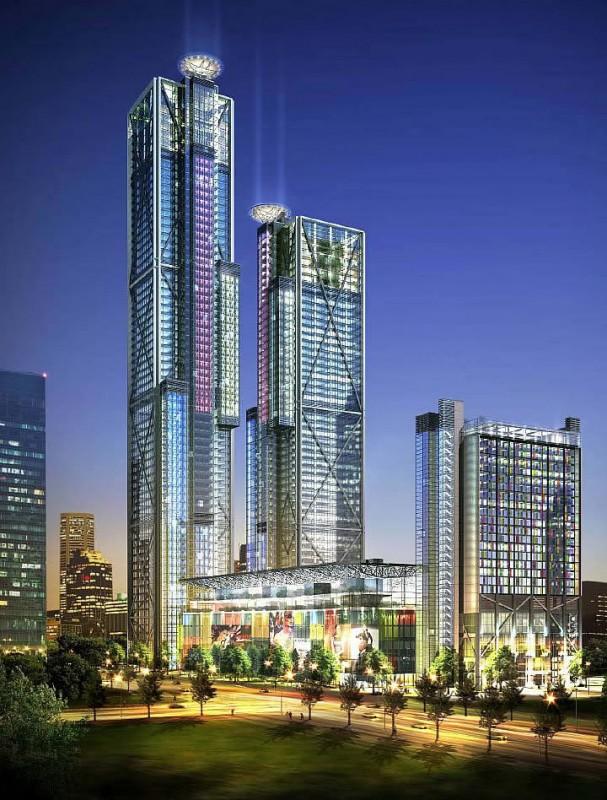 Arquitetura High Tech: Parc1 Tower
