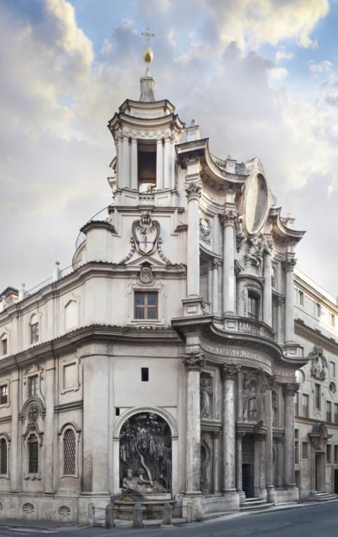 arquitetura italiana San Marcello al Corso