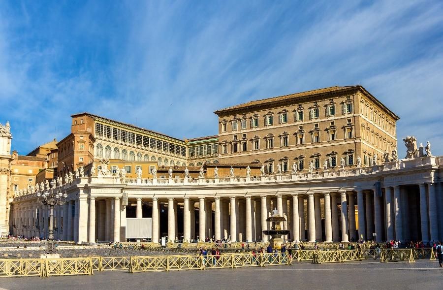 Arquitetura italiana: Capela Sistina