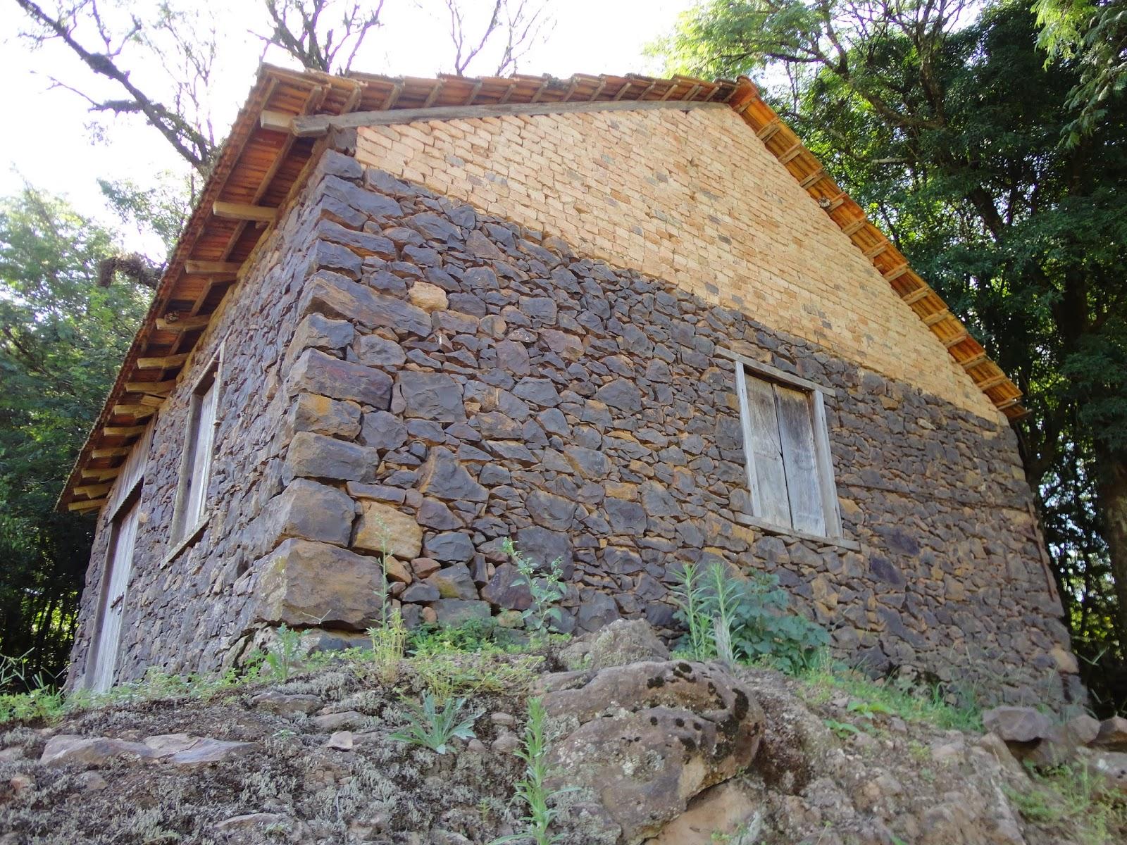 Arquitetura italiana: casa no sul do Brasil