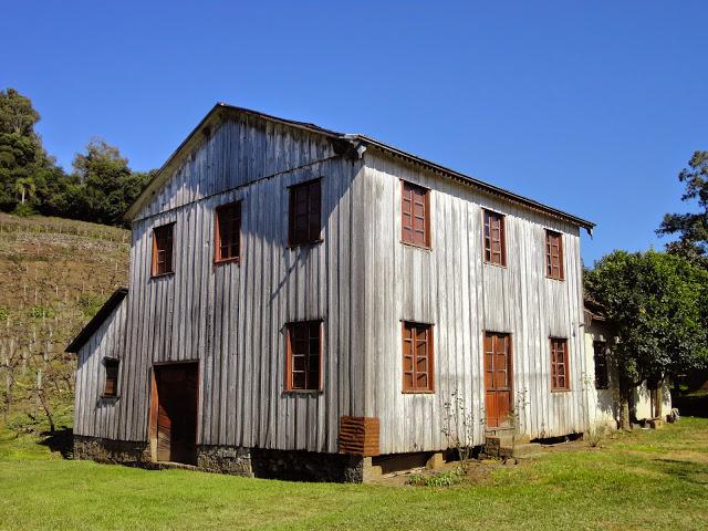 arquitetura italiana casa no sul do Brasil