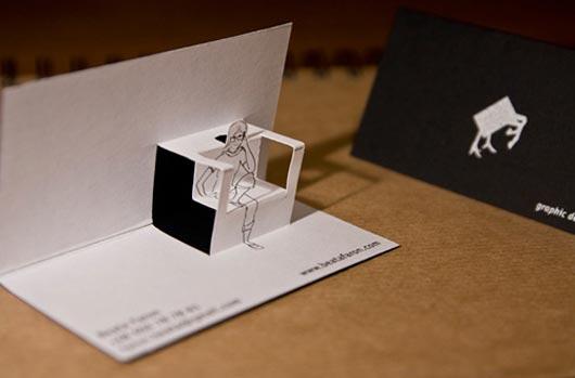 cartão de visita design de interiores pessoa sentada no sofá