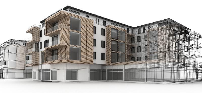 Áreas da arquitetura: projeto feito em BIM